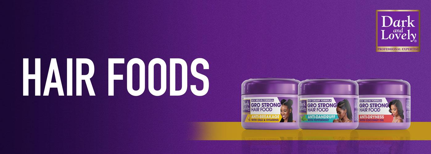 Hair Foods Banner