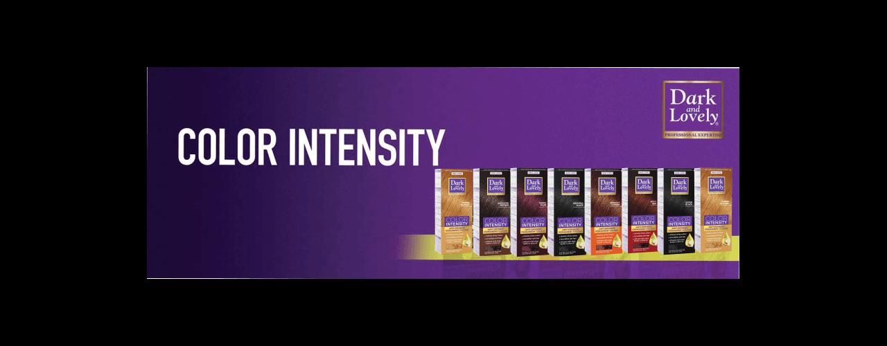 Color Intensity Banner