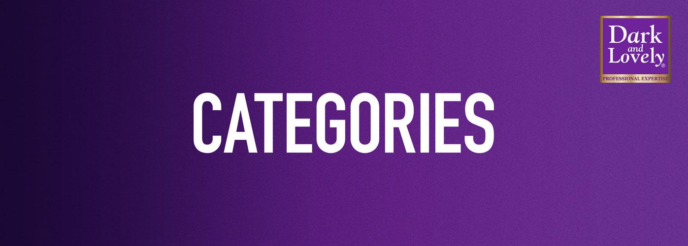 Categories Banner